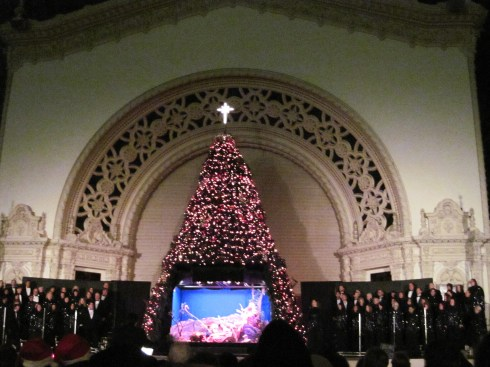 Christmas on the Prado Del Cerro Baptist Church Christmas Tree Story