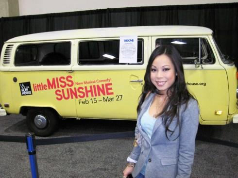An Dyer Little Miss Sunshine