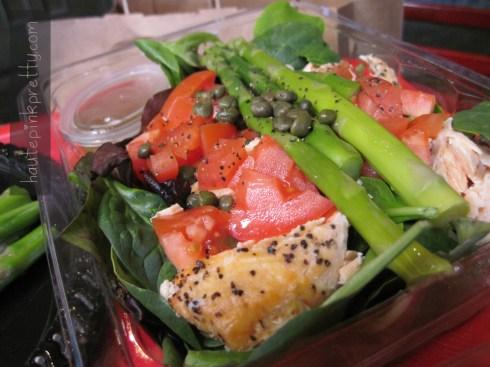 Pascal Epicerie Newport Beach Salmon Salad