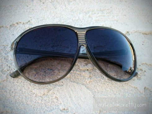 Grey Banana An Lennie Sunglasses