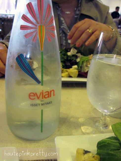 An Dyer in Neiman Marcus Zodiac Restaurant Evian by Issey Miyake