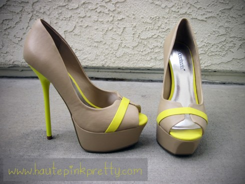 ShoeDazzle Privy