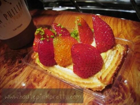 Jean Philippe Patisserie's Strawberry Tart