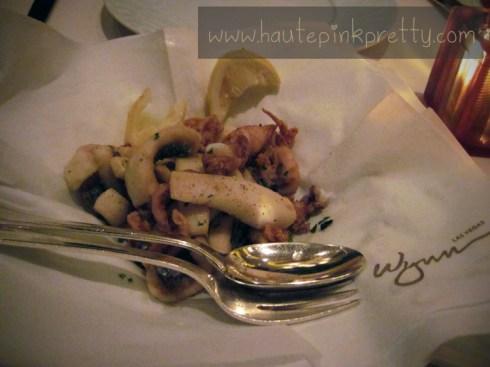 Bartolotta Ristorante Di Mare Fritto di Calamari e Prezzemolo