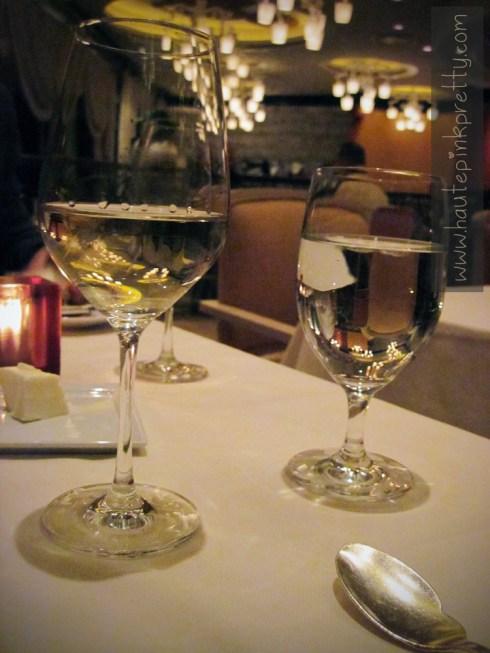 Bartolotta Ristorante Di Mare white wine