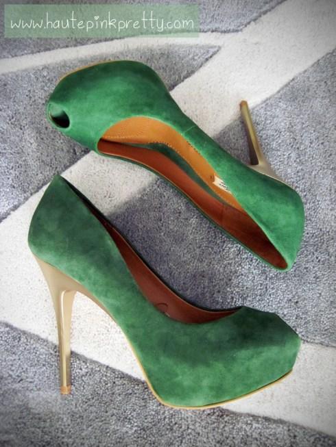 Zara Peep Toe