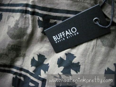 Buffalo David Bitton Scarf