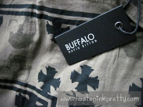 Buffalo David Bitton Scarf