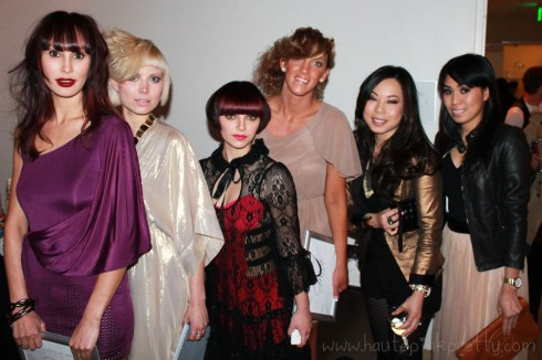 PG Wella Trendvision Bellus Academy Hair Models