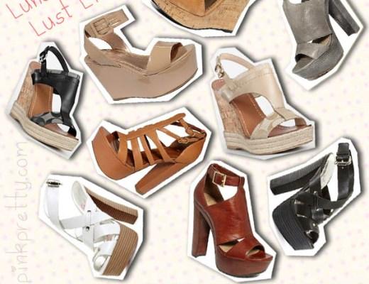Summer Sandals 2012