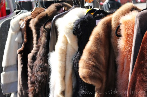 Fur at the Melrose Trading Post