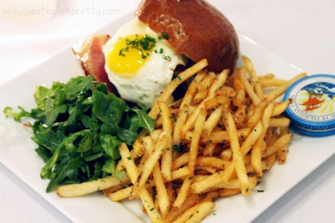 Petrossian West Hollywood - Prime Beef Burger