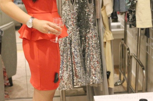HautePinkPretty - An Dyer - Vegas Shopping at Fashion Show Mall - TopShop's Personal Shopping