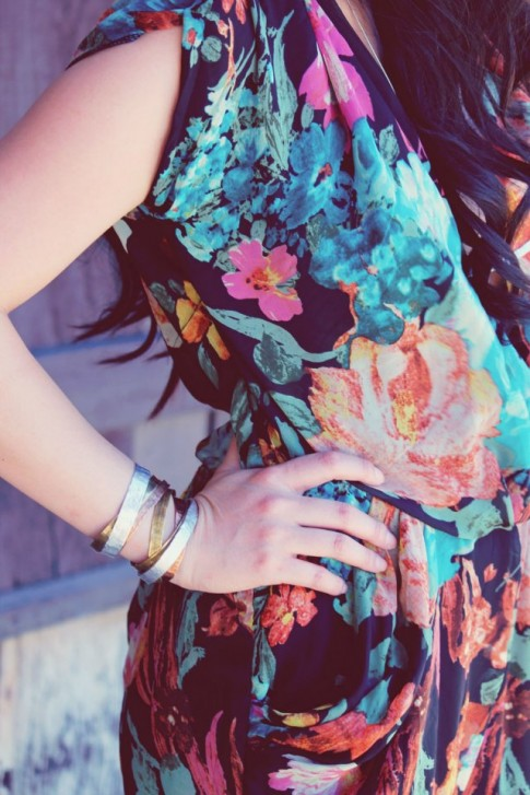 HautePinkPretty wearing Gypsy Junkies & Shallow Fashion for LAFC's Le Shoppe on ASOS