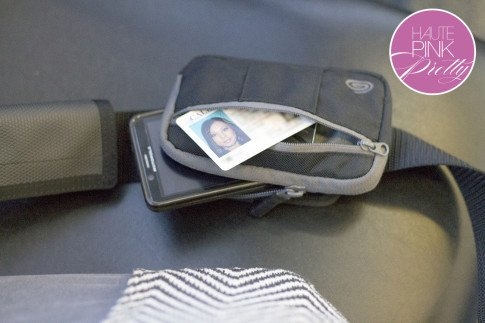 An Dyer HautePinkPretty Custom Designed Timbuk2 Messenger Laptop Shagg Bag
