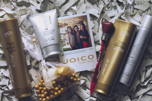 Joico's TURNHEADS Event at the SLS Hotel - Gifts