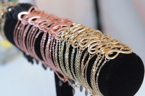Haute Betts Infinity Bracelets