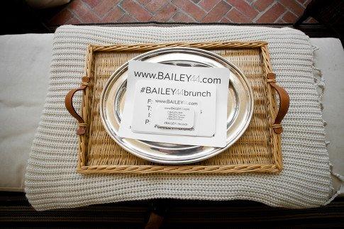 Bailey 44 Brunch Social Media Handouts