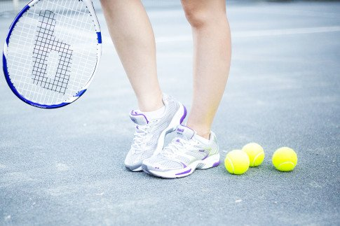 HautePinkPretty Fitness Fashion Series - Tennis Style