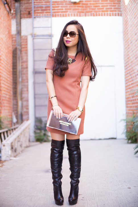 Chic Fall Outfit Idea