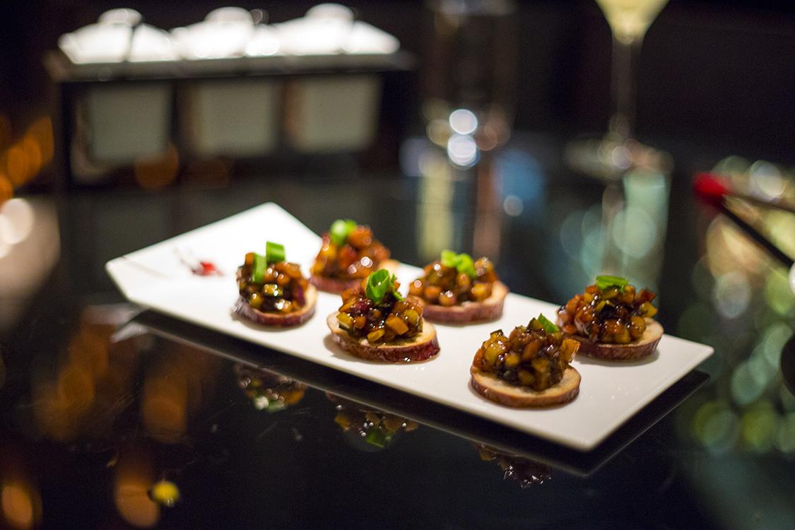 Eggplant Chips Yu-Shiang Style