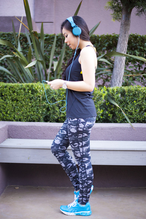 Fitness Fashion with Fabletics and PUMA
