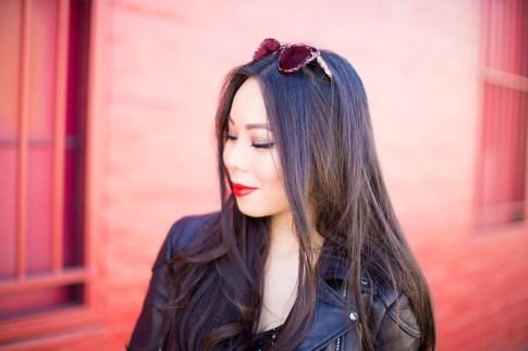 Red Lips ShoeMint Naomi