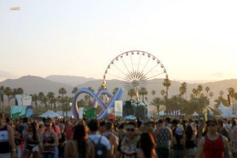 Coachella Carousel, Herbal Essences body wash, Daily Escape, #CoachellaHerbalista