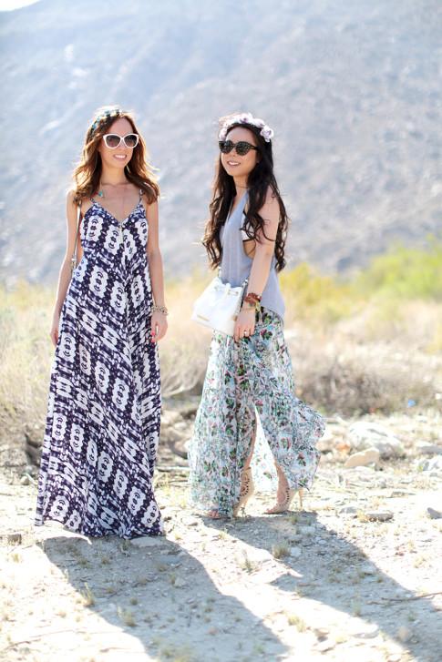 Coachella Music Festival Style