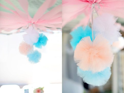 Bella Chic Creations Pom Poms