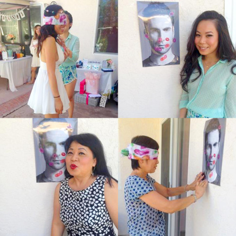 Pin the Kiss on Adam Levine