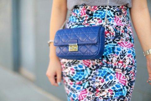 Garnier Color Styler Intense Wash-Out Color, Blue Burst