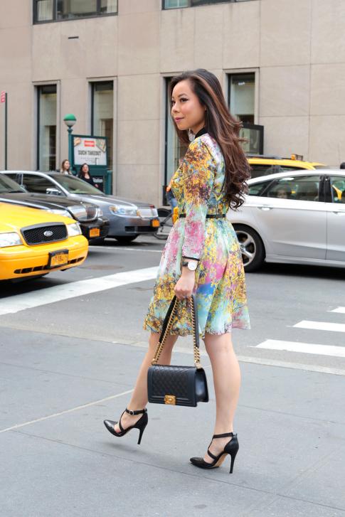 MBFW Street Style New York