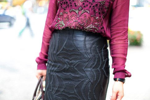 MBFW New York SS15 Day 2 Street Style