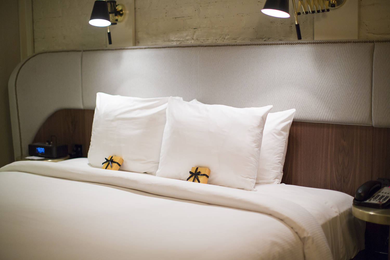 Gershwin Hotel Rooms