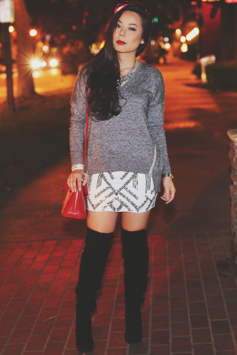 sexy fall winter date night outfit ideas