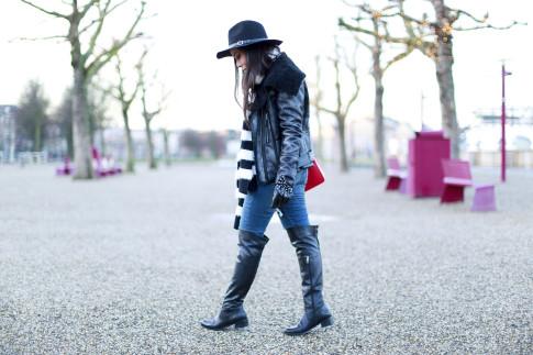Amsterdam Winter Street Style