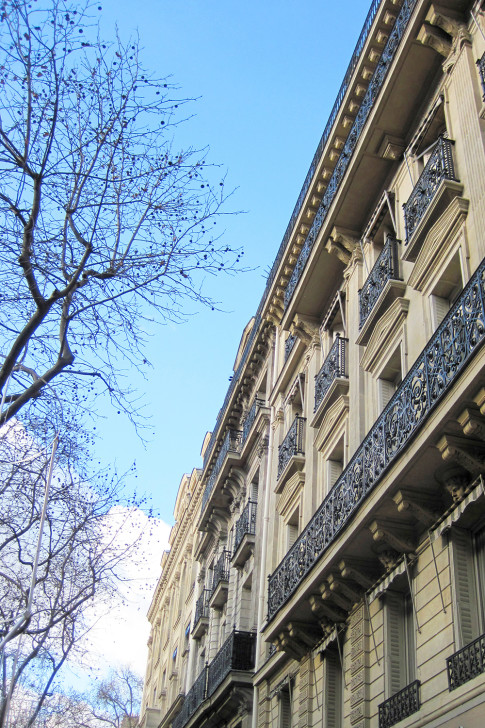 Paris Travel Diary