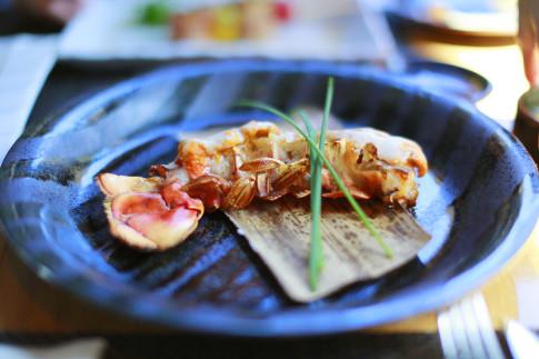 Sushi Roku Las Vegas Uni Lobster