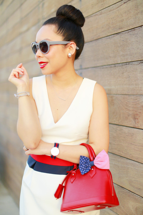 An Dyer 4th of july Street STyle