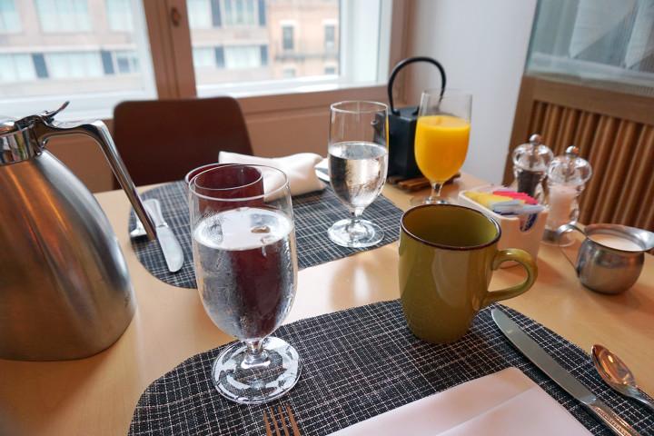 Breakfast Yotel