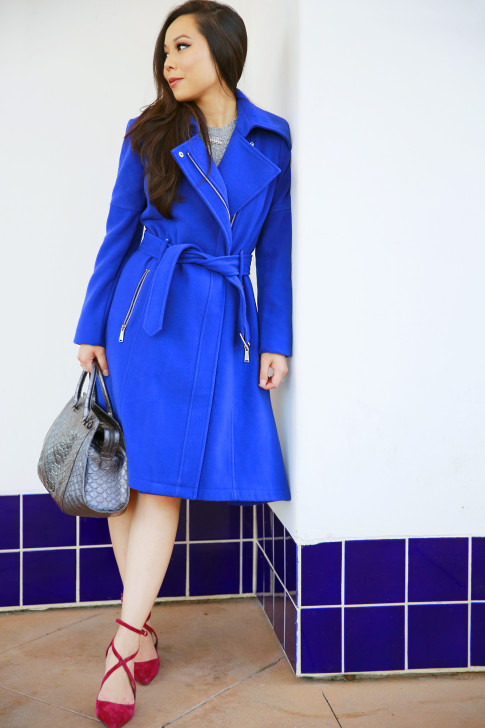 An Dyer for B C B Generation Blue Coat Fall Winter