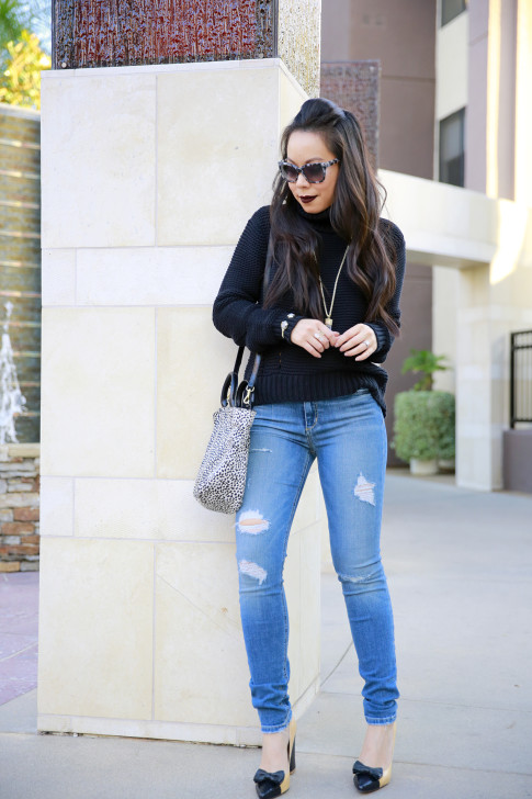 Joe's Jeans Sweater with Etienne Aigne