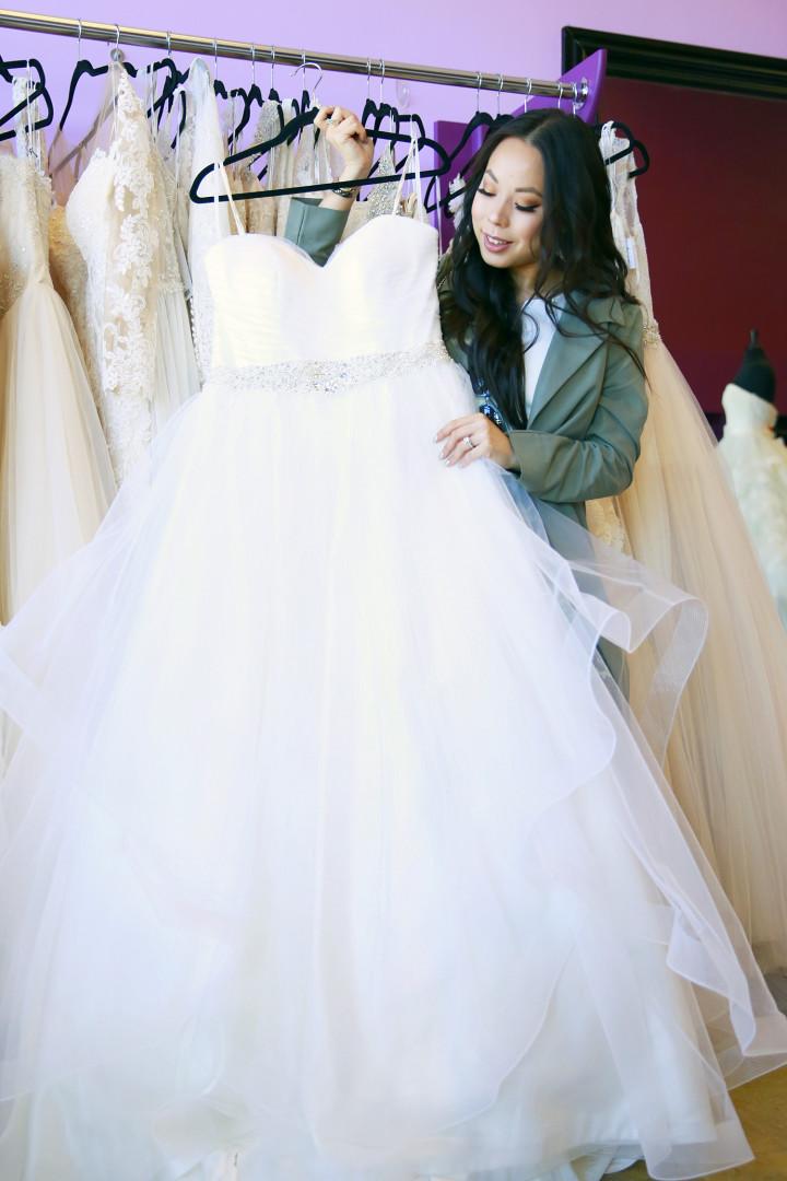 Stella York Pricess Dress