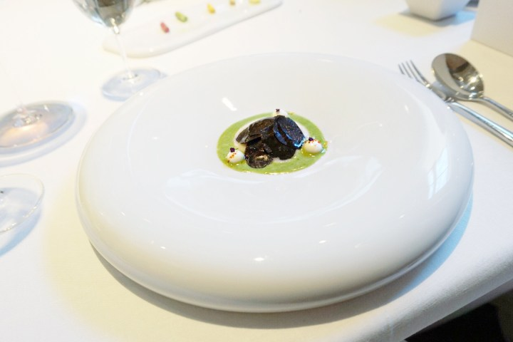 Restaurante Lasarte Barcelona - Two Michelin Star