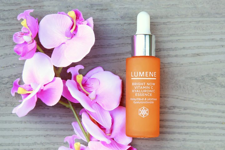 Lumene Bright Now Hyaluronic Essence