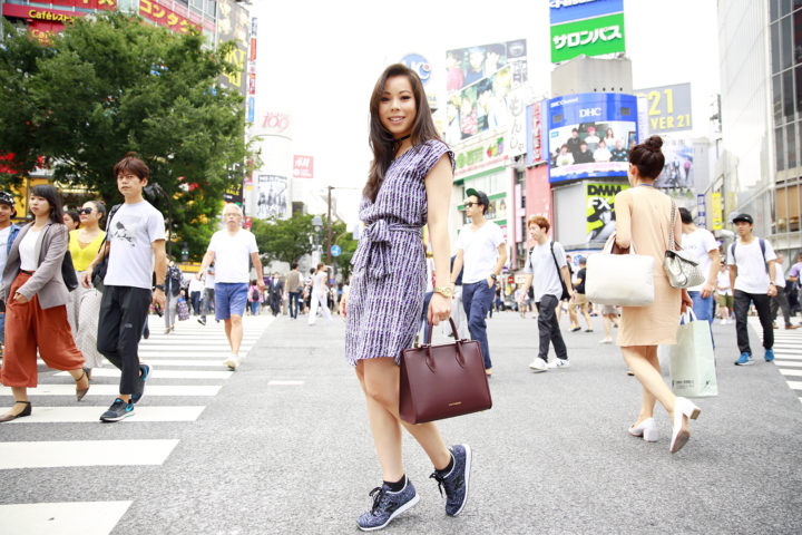 an-dyer-wearing-amour-vert-new-balance-strathberry-in-shibuya