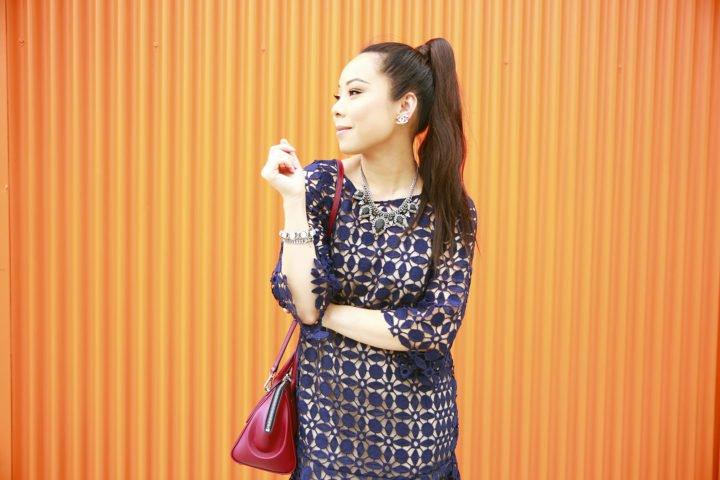an-dyer-wearing-chicwish-navy-crochet-dress
