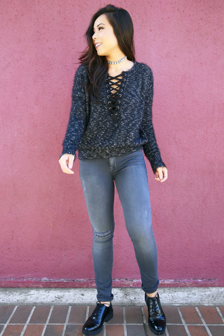 an-dyer-wearing-express-hudson-jeans-baublebar-and-guess-shoes