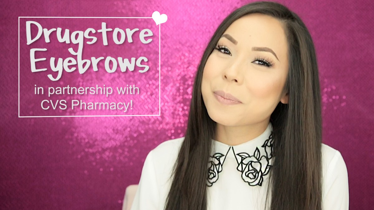 Hautepinkpretty 5 Best Brow Products From The Drugstore With Cvs